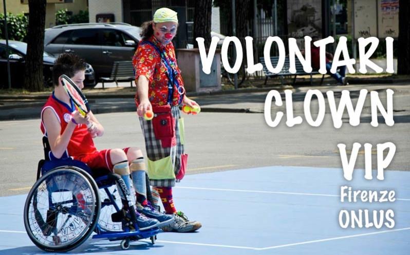 volontariato clown - firenze